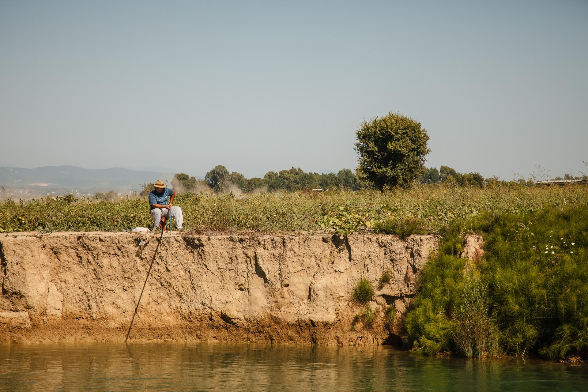 Manavgat river