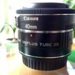 40mm Pancake lens macro capabilitys