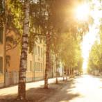 Umeå i mina andetag, av Jakob Ponsimaa