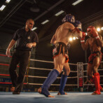 National championship in Thai boxing
